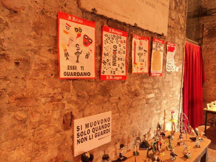 The robot exhibition -   L'esposizione dei robots