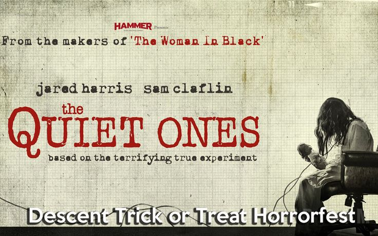 See our review of The Quiet Ones http://www.descentsundays.com/gothic-news/goth-culture/movies/horror/the-quiet-ones-movie-review/