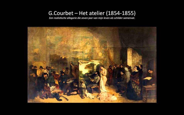 Bij 'Hoofdstuk 3. Impressies van de werkelijkheid'. Een algemene inleiding over realisme in de beeldende kunst in de 19e eeuw.