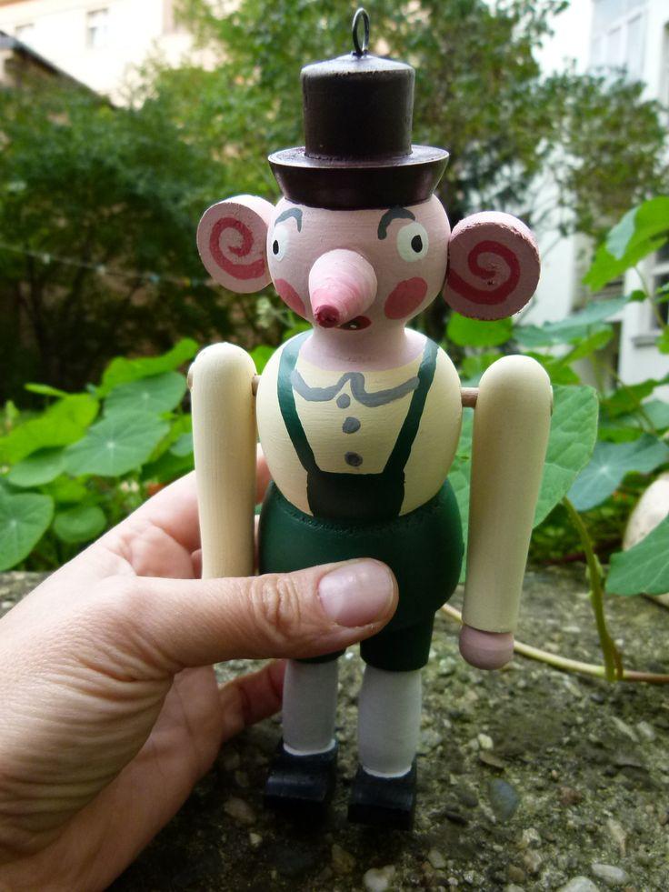 Puppet by Barka Zichová
