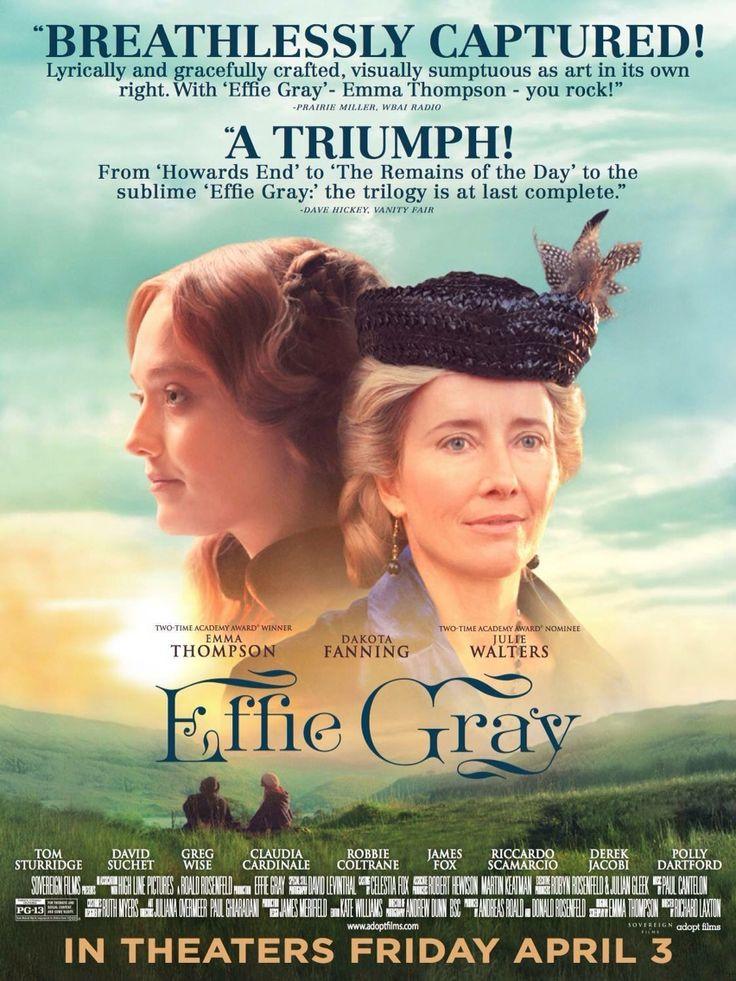 Movie - Effie Gray