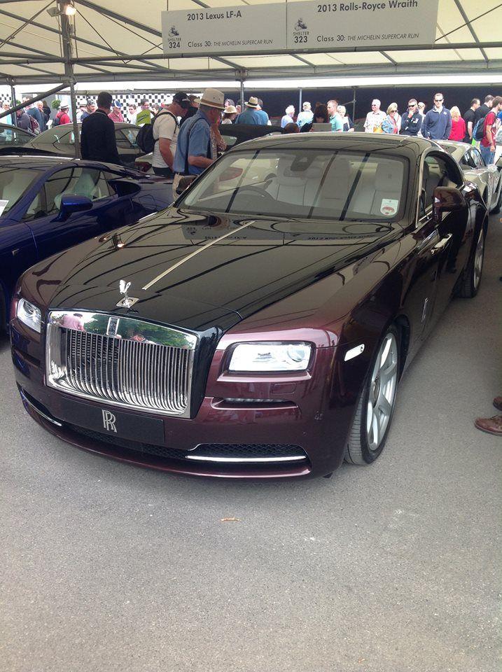 Rolls Royce 2013 Wraith