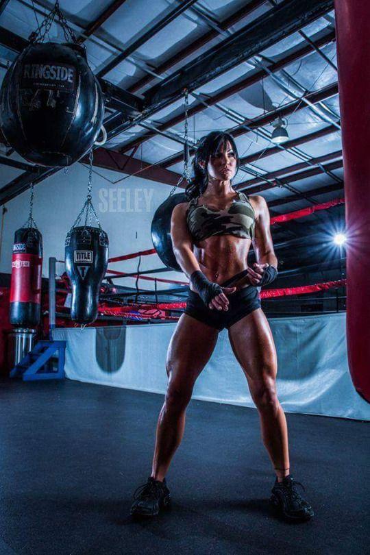 Muscle Girls Fan