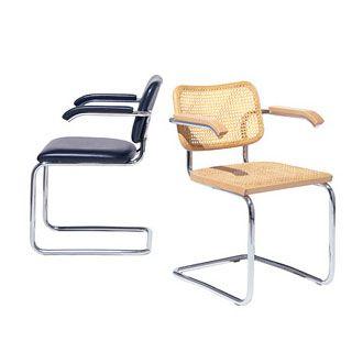 Marcel Breuer Cesca Side Chair. Knoll