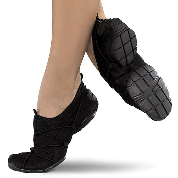 Possible dance shoe: Freedom Sneaker Dance Shoe; Capezio