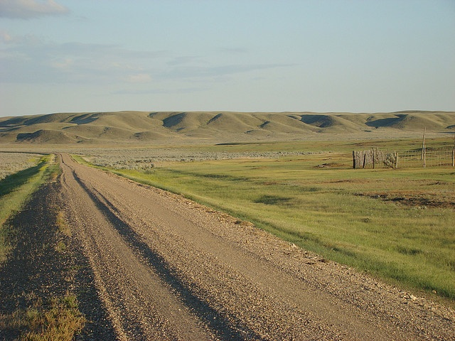 Grasslands National Park Val Marie Saskatchewan WEST BLOCK