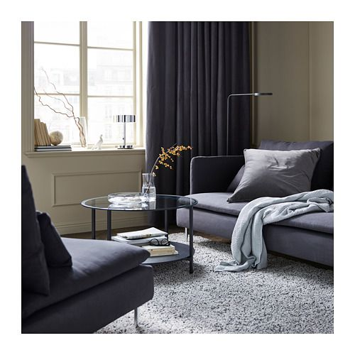 "SANELA Curtains, 1 pair - 55x98 "" - IKEA"