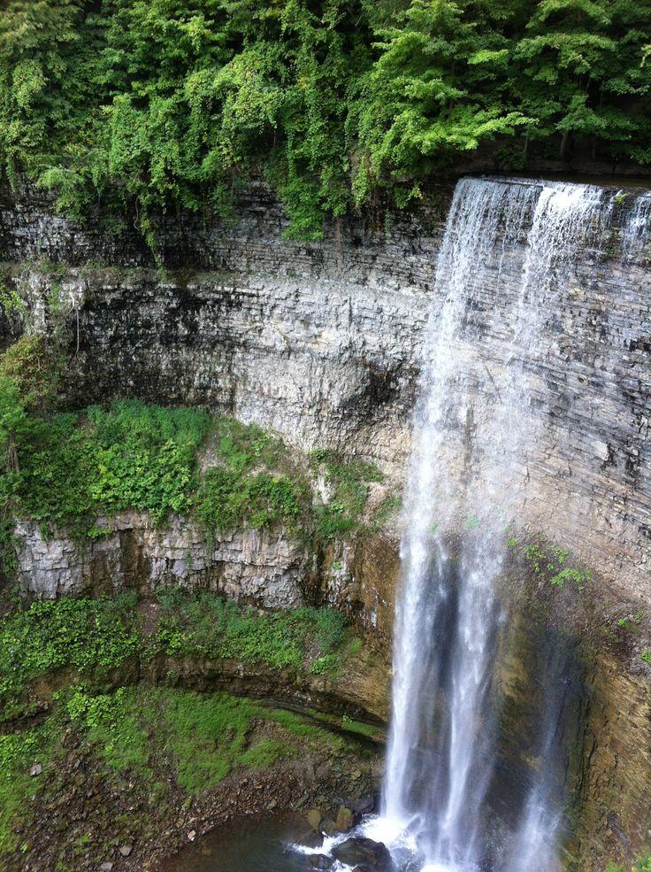 Tew's Falls, Dundas, Ontario, Canada