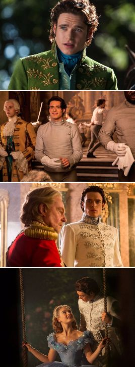 Everything about the live-action reimagined Cinderella brings us joy, and nothing more so than the casting of Richard Madden as Prince Kit. He's perfection in meggings and there's no denying it. Of course you want to date Richard-Madden-as-Prince-Kit, but which version of him is right for you? Fear not, dear reader. You're about to find out.
