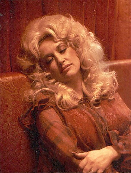 Dolly Parton = my favorite person in the entire world!!!!