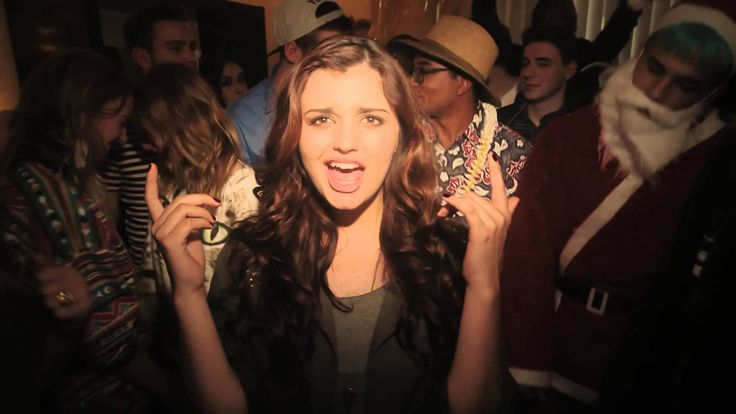 "Saturday - Rebecca Black & Dave Days - Official Music Video-----She came out with ""Saturday"" 2 days ago. oh my god this is awful."