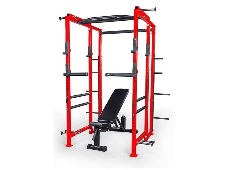 Elitefts 2x2 R2 Combo Power Rack Construction Become Stronger With 2 Training System And Gym