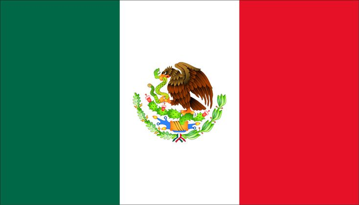 Bandeira mexico