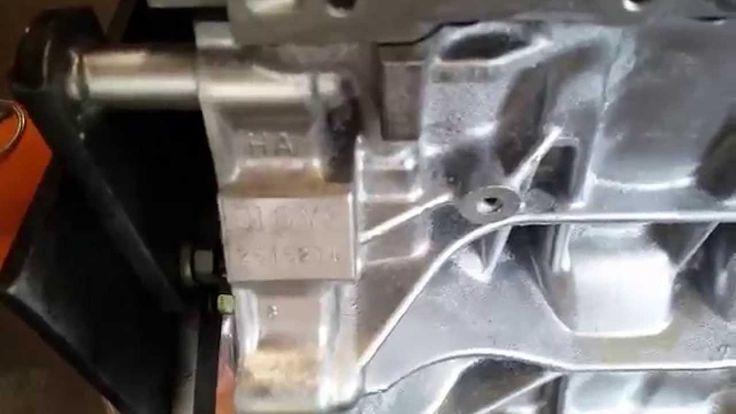 Honda D16Y8 Rebuilt engine for Honda Civic.