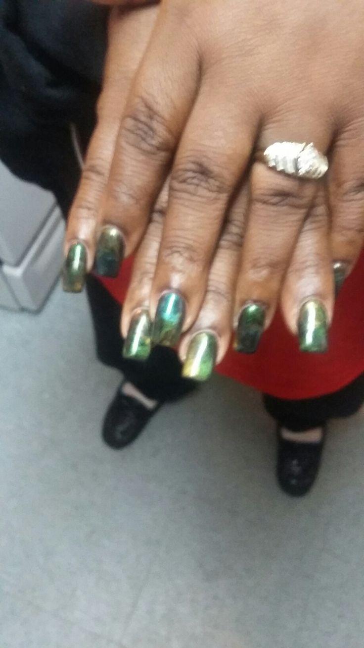 47 best my nail designs images on Pinterest | December, Nails design ...