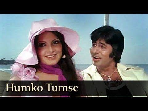▶ Humko Tumse Ho Gaya - Amitabh, Rishi, Vinod Khanna - Amar Akbar Anthony - Old Love Songs - YouTube