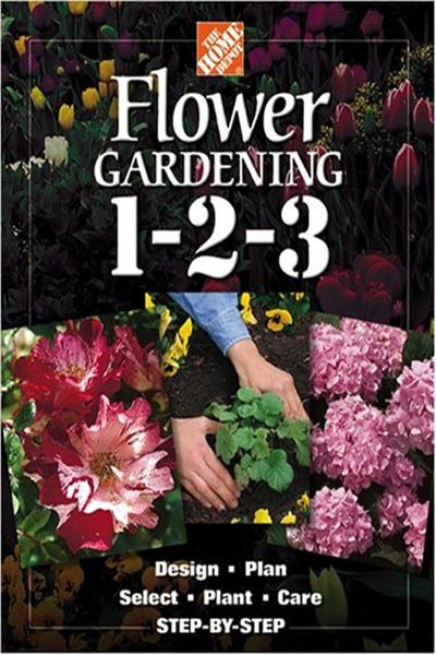 Best 2002 The Home Depot Flower Gardening 1 2 3 Step By Step 400 x 300