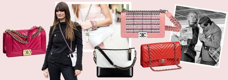 Chanel: le borse iconiche della maison francese https://www.barrato.it/it/blog/2017-07-21/chanel-le-borse-iconiche-della-maison-francese #Barrato #BarratoOfficial #BarratoStyle