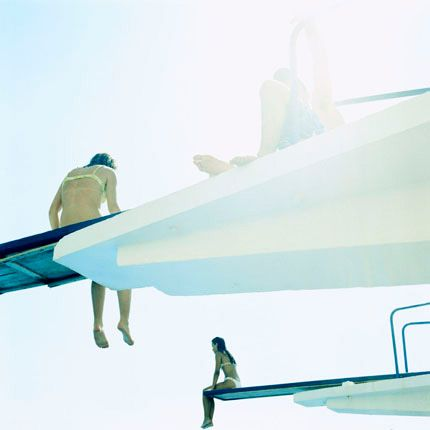 Karine Laval, Untitled #07Art Gallery, Swimming Pools, 08 Photography, Pools Series, Karin Laval, Laval Poolscaping, Super Photos, Untitled Pools, Art 01
