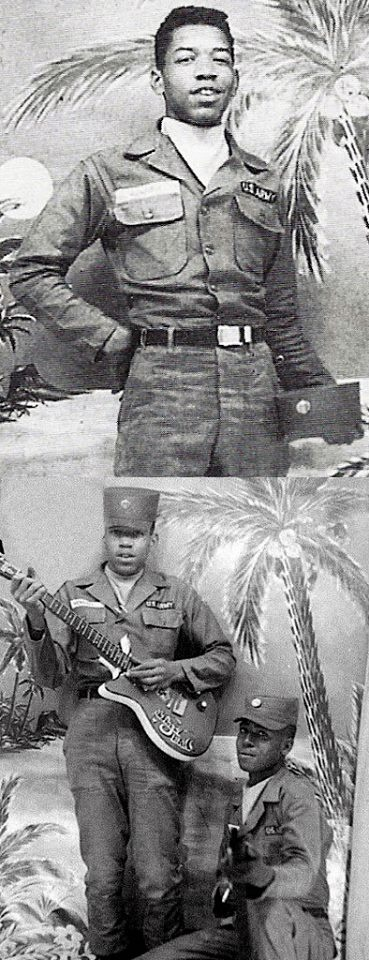 1000+ images about Famous People Military on Pinterest ...  Jimi Hendrix Army Unit