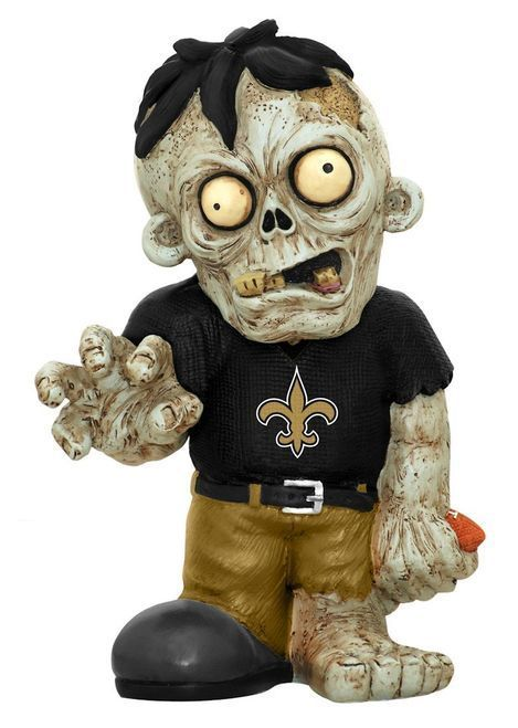 New Orleans Saints Zombie Figurine Z157-8784910311