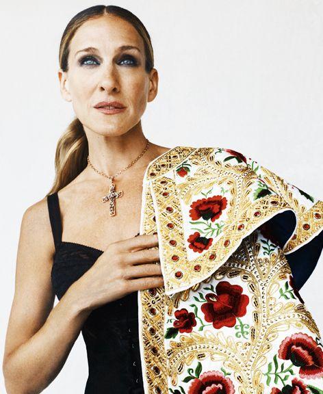 Sarah jessica parker 2 moda taurina
