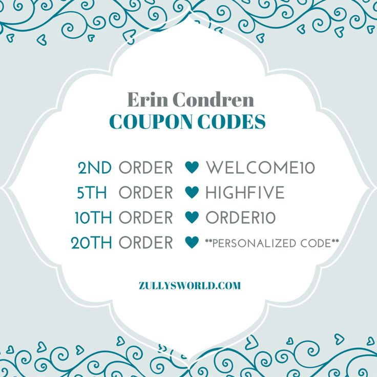The 25+ best Erin condren coupon code ideas on Pinterest How to - coupon layouts