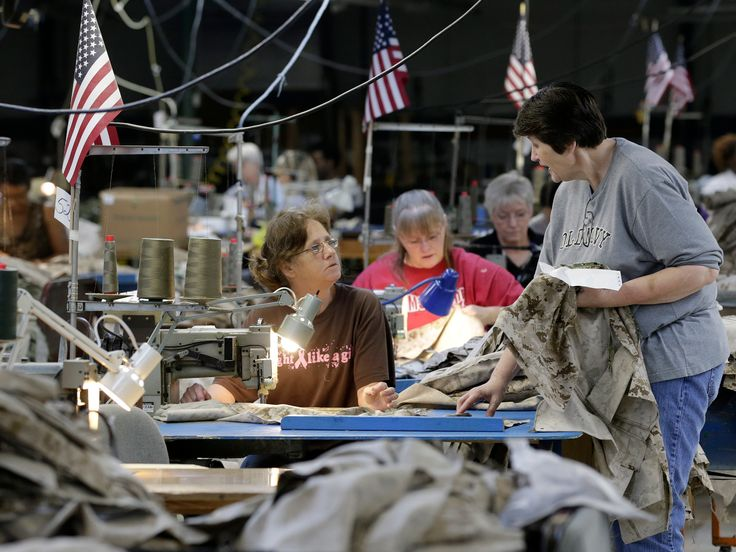 """Trump has declared it 'Made in America' week — here's what that title really means - President Trump has declared it """"Made in America week.""""  The goal, according to the White House, isto honor """"the incredible workers and companies who make 'Made in America' the world standard for quality and craftsmanship."""" Today, Trump is hosting companies from across all 50 states to showcase products that have been made in America.  There has been no time in recent memory when so much importance was…"""