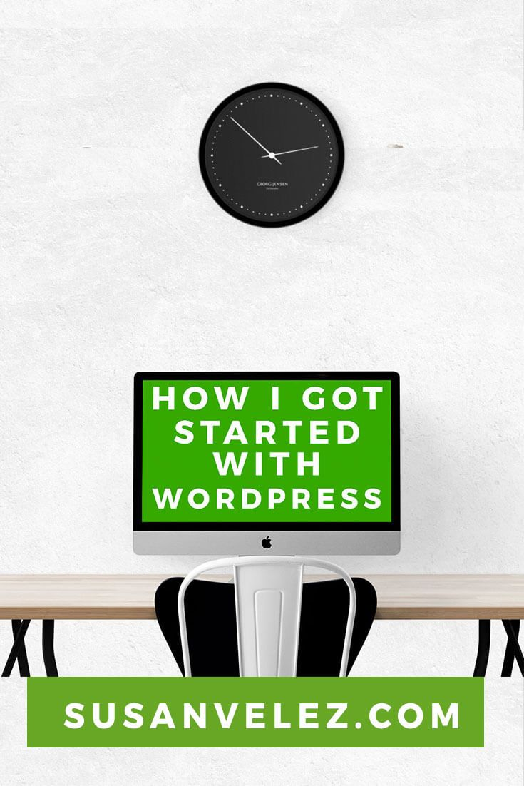 Learn how I got started with WordPress. My first WordPress installation took me over 8 hours. Now find out why I am blogging and how my WordPress tutorials can help you... via @susanwptutorial