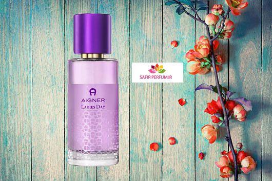 عطر زنانه لیدیز دی برند ایگنر  (  Aigner - Ladies Day ) این عطر درجه یک و اورجینال  است
