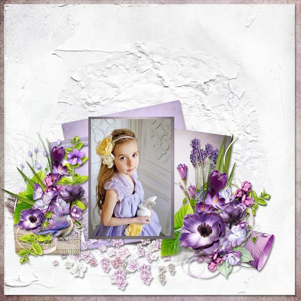 Lovely Lavender by Pli Designs http://digital-crea.fr/shop/index.php?main_page=index&cPath=155_270 Photo by Mily Photography