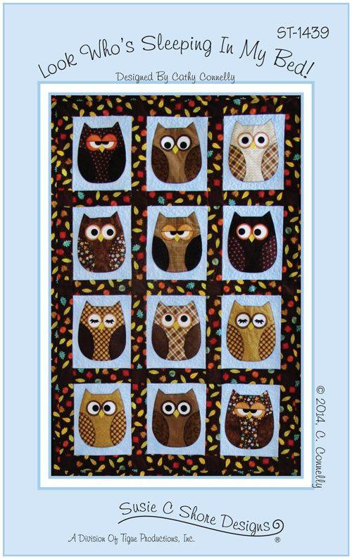 Quilt Pattern Baby Quilt Pattern Owl Quilt by GabbysQuiltsNSupply