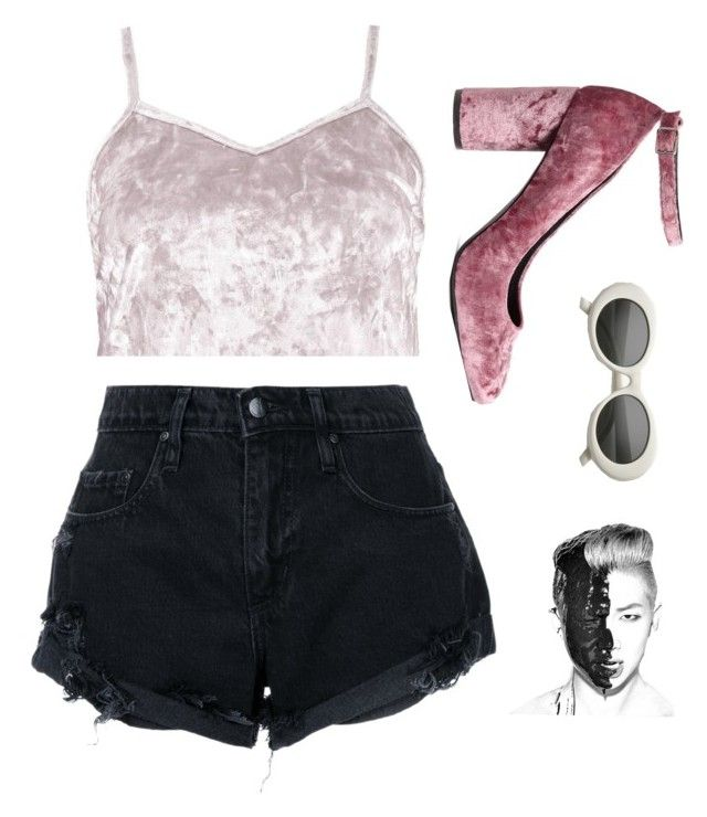 """""""Untitled #25"""" by theo-janickova on Polyvore featuring Boohoo and Nobody Denim"""