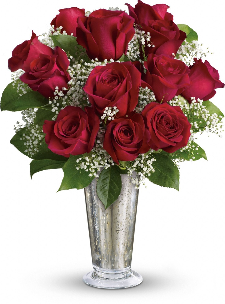 Teleflora's Kiss of the Rose Save 25 on this bouquet and