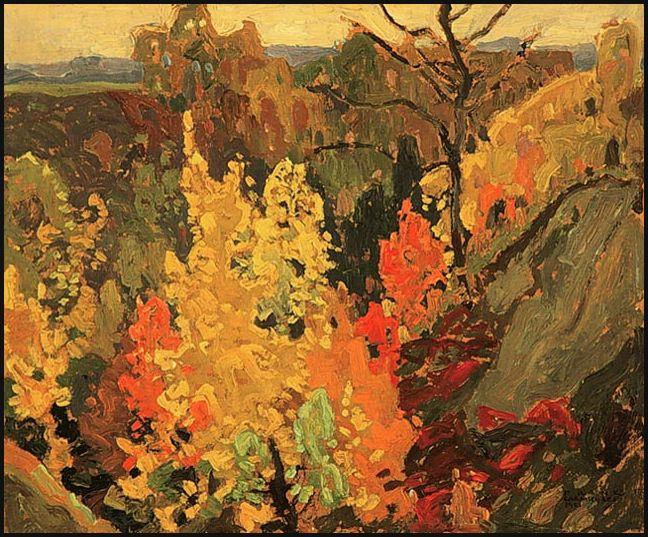 Franklin Carmichael - Autumn
