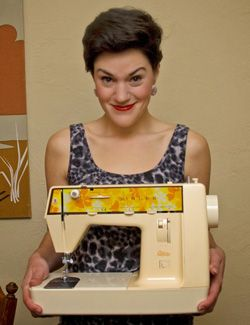 DIY Video: Sew A Bra Strap Holder Into Your Top