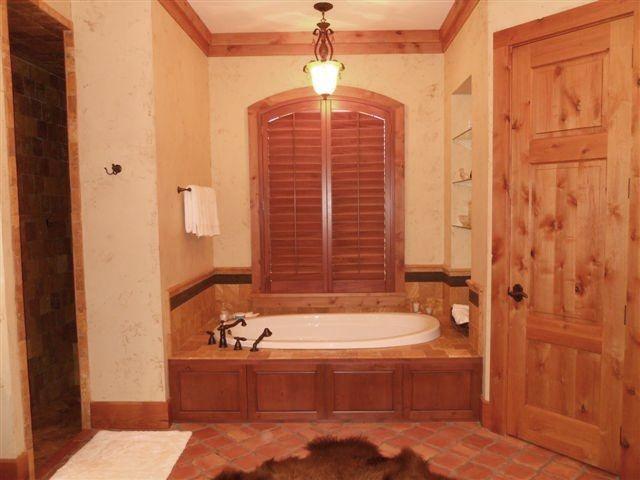 10 best saltillo tile ideas images on pinterest for Spanish tile bathroom floor