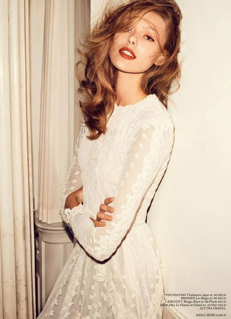 beautiful lacey dress