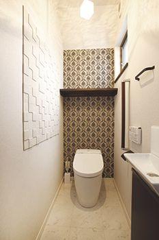トイレ/ジャストの家