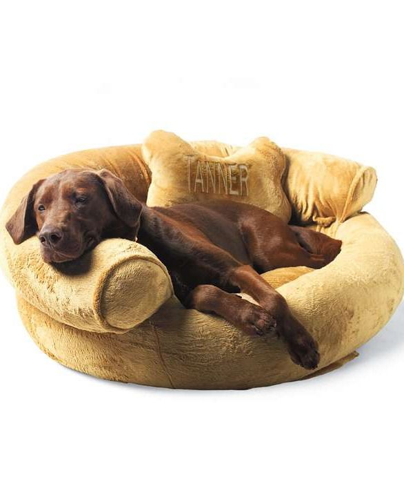 Our Fleece Comfy Pet Couch offers the ultimate in comforting warmth for your canine companion.