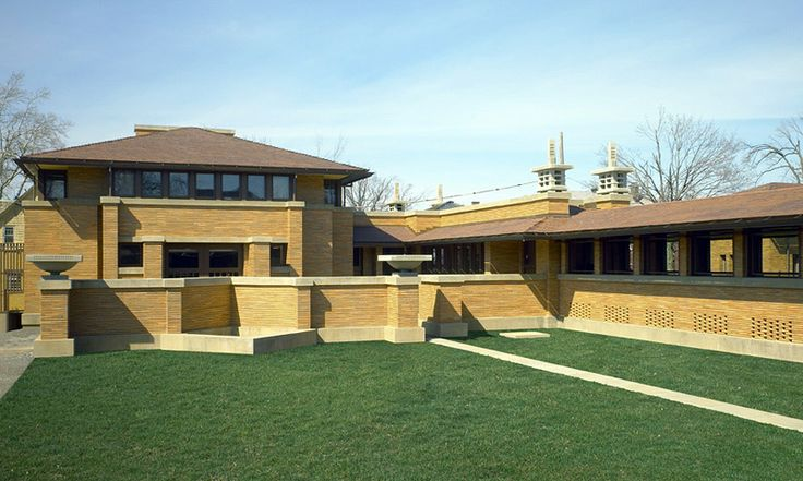 23 best the frank lloyd wright boathouse images on for Frank lloyd wright craftsman style