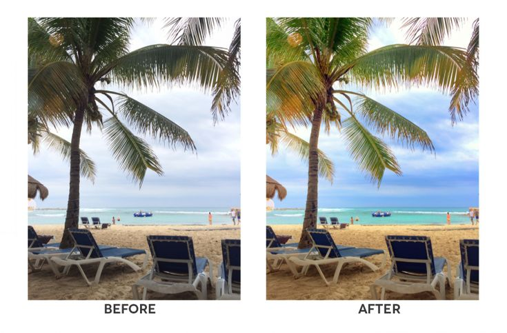 How to use the Free Mobile App, Snapseed to improve your photos | Persnickety Prints
