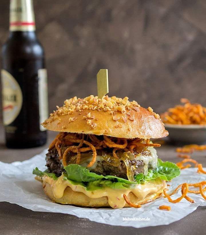5 ultimative Burger {Rezepte} zum Niederknien