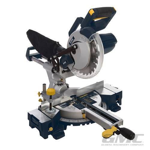 Gmc 1800W Sliding Mitre Saw 210mm GM210S 378634