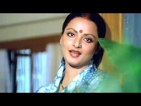 Tere Bina Jiya Jayena - Rekha, Lata Mangeshkar, Ghar Song