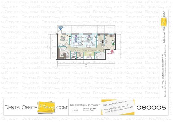 2 dental rooms plan.