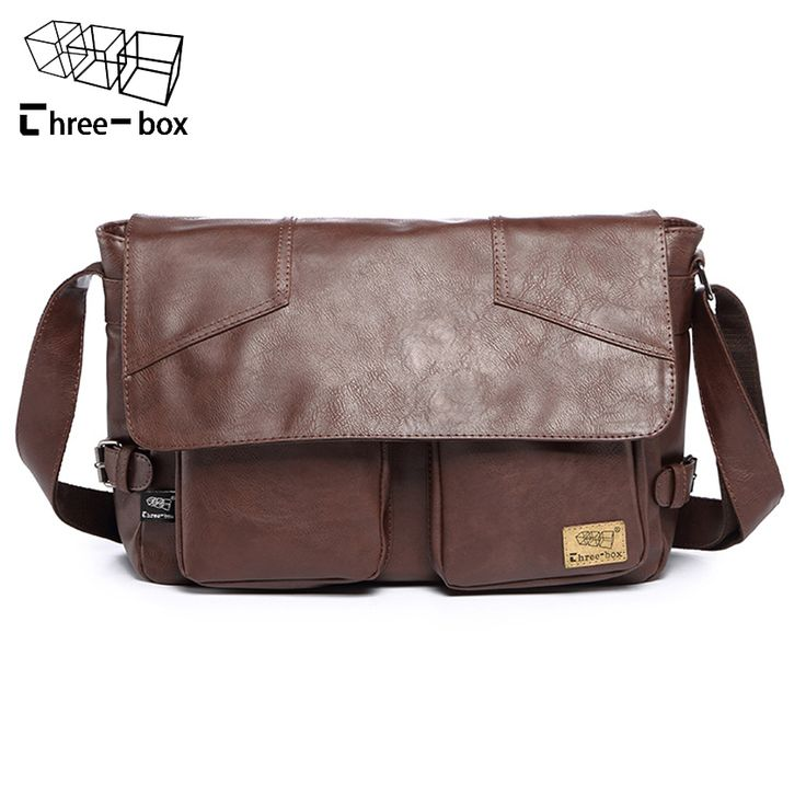 Three-box PU Leather Bag Retro Men Shoulder Crossbody Bags Briefcases Laptop Business Men's Travel Bags Tote Men Messenger Bag French Riviera, -- AliExpress Affiliate's Pin. Details on product can be viewed by clicking the VISIT button
