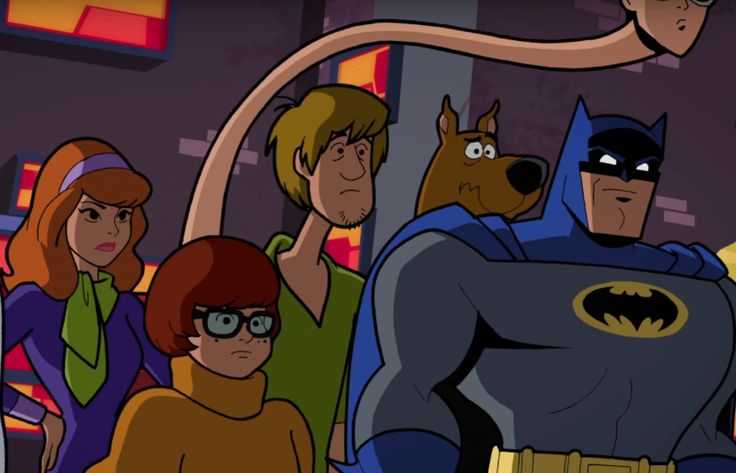 Batman: The Brave and the Bold is teaming up with Scooby-Doo in an upcoming movie from Warner Bros. Did you watch Batman: The Brave and the Bold on Cartoon Network? Will you check out the new animated movie?