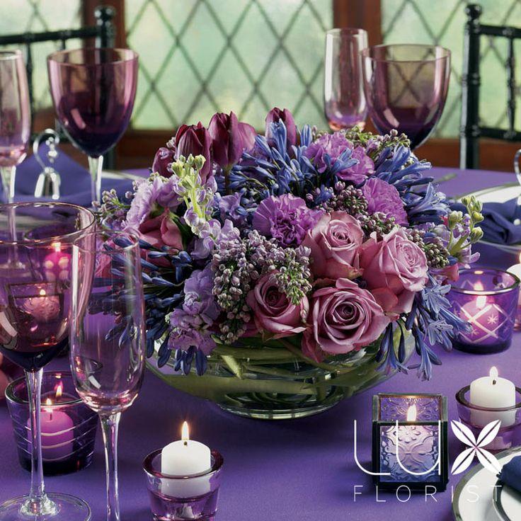 Lavender Plant Centerpieces : Best images about wedding ideas lavender enchanted