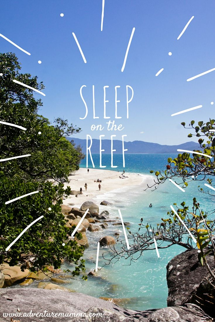 5 Great Barrier Reef Tours that offer a sleepover